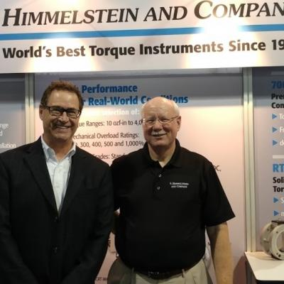Himmelstein's Booth at OTC 2017 Image