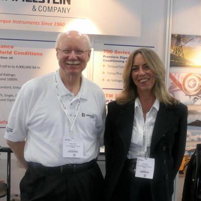 Cyndi & Steve at Auto Test Expo 2018 Image