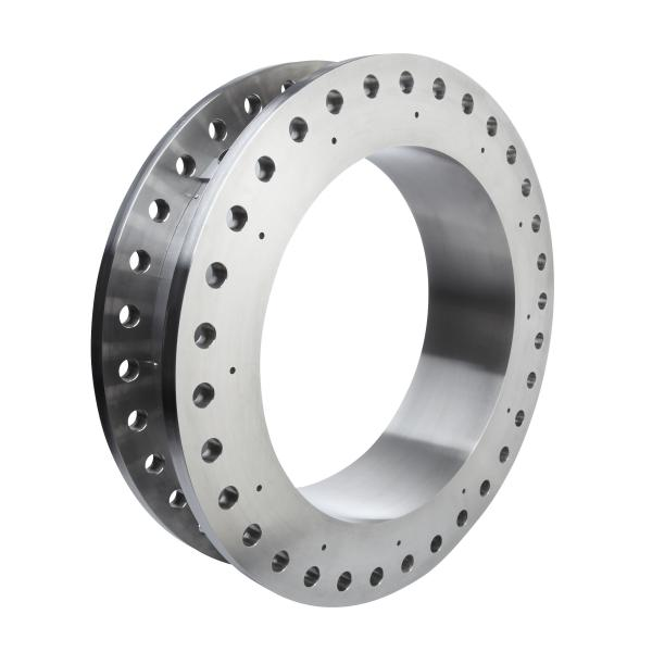 High Capacity Hollow Flanged Reaction Torquemeter