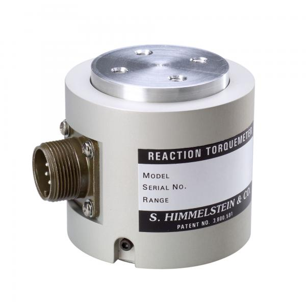 Solid Flanged Reaction Torquemeter