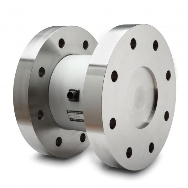 High Capacity Solid Flanged Reaction Torquemeter